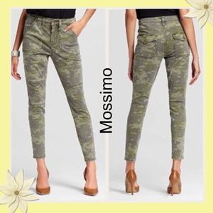 Mossimo High-rise jeggings (camouflage green) 4/27